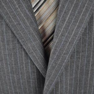 Oxxford Clothes Suits & Blazers - $3995 Oxxford Clothes Gray 2Btn Suit